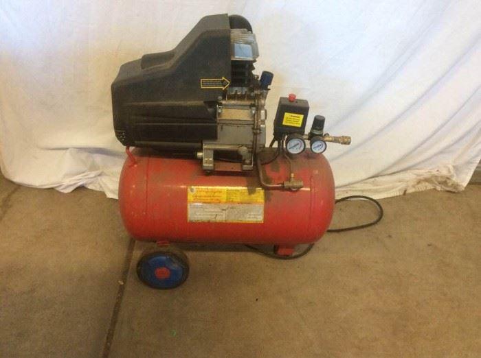 Air Compressor, 10 Gallon