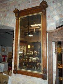 turn of century - tall mirror