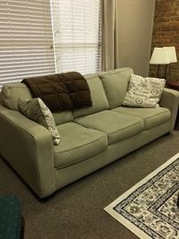 Sofa / queen size sofa bed. Less than 2 years old. Excellent condition.
