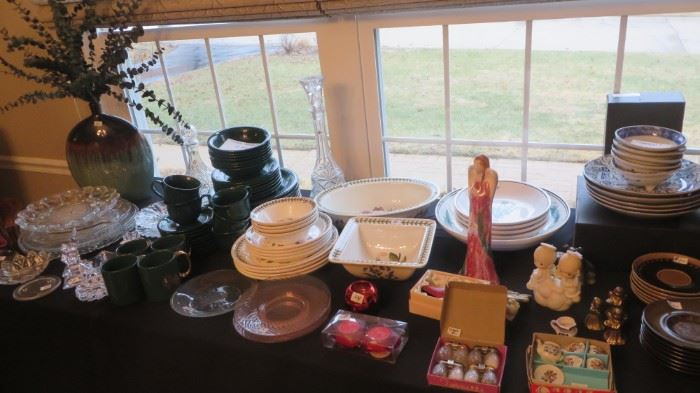 Misc Glassware & Dishes