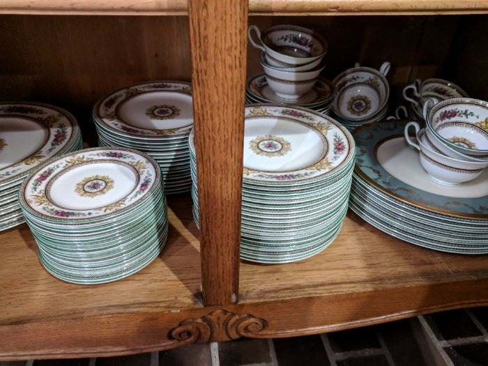 Wedgewood China Set