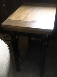 End table, 2 available - 1 yr old