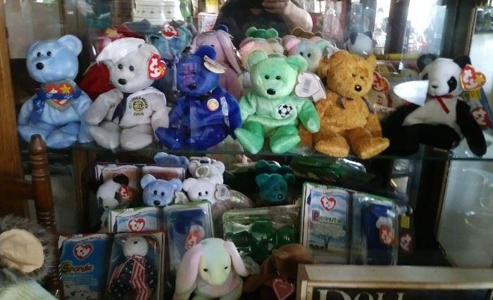Beanie Bears.....