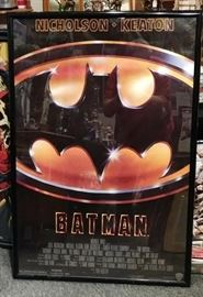 36 x 24 Batman framed poster