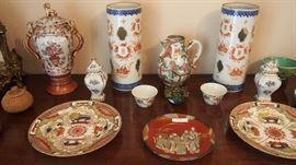 Fine Japanese and Chinese Porcelain