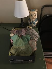 old doll clothes