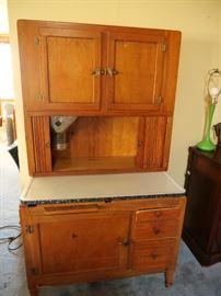 Very Nice Hoosier Cabinet
