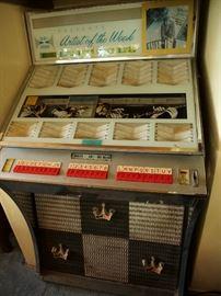 Gorgeous 1961 Seburg jukebox