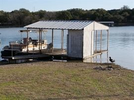 Boat Dock and Pontoon Boat Must Go!!