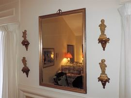 Mirror and Accent Items