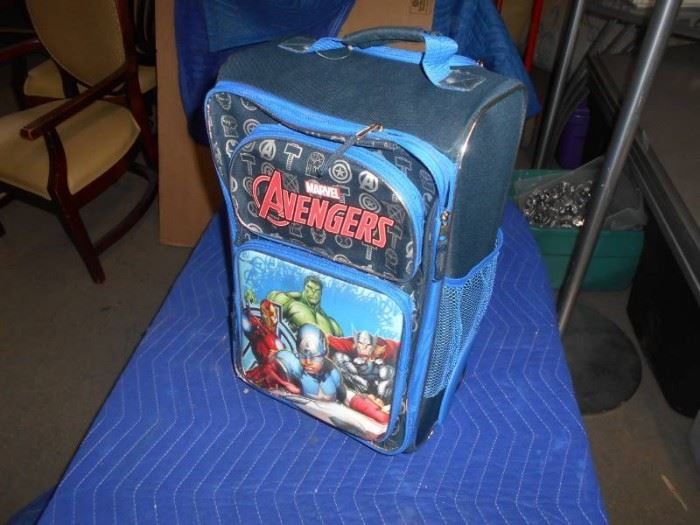 Avengers Rolling Childs Suitcase