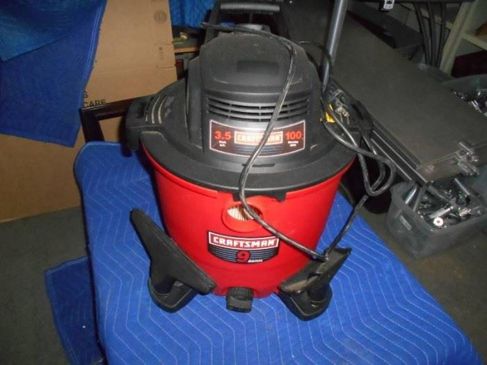 Craftsman 3.5 Shop Vac