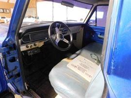 1969  Ford 250 Camper Edition 360 V8 Engine