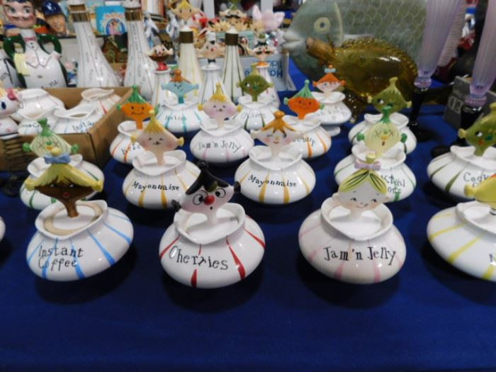 Holt-Howard Pixieware collection