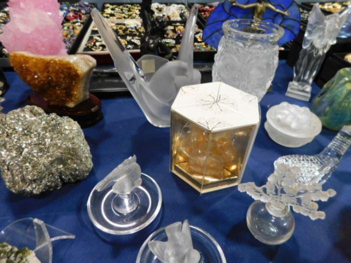 Lalique collection