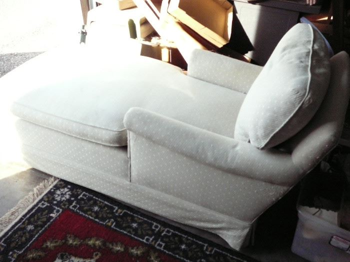 Chaise lounge Starting at $100