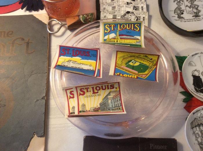 Old St. Louis decals