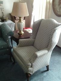 WING BACK CHAIR $45.00