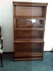 STACKING BOOKCASE $495.00