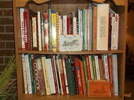 More cook books