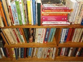 Cook books galore