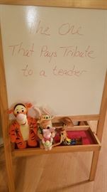 """""""She was a master at making a warm, fun, inviting, and educational classroom."""""""