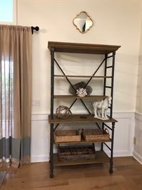 2nd etagere/bookcase