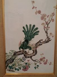 Oriental print appraised by Antiques Roadshow