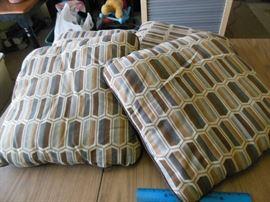 4 Very Nice Throw Pillows