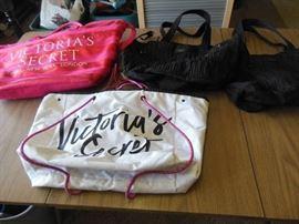 4 Victoria Secret Bags