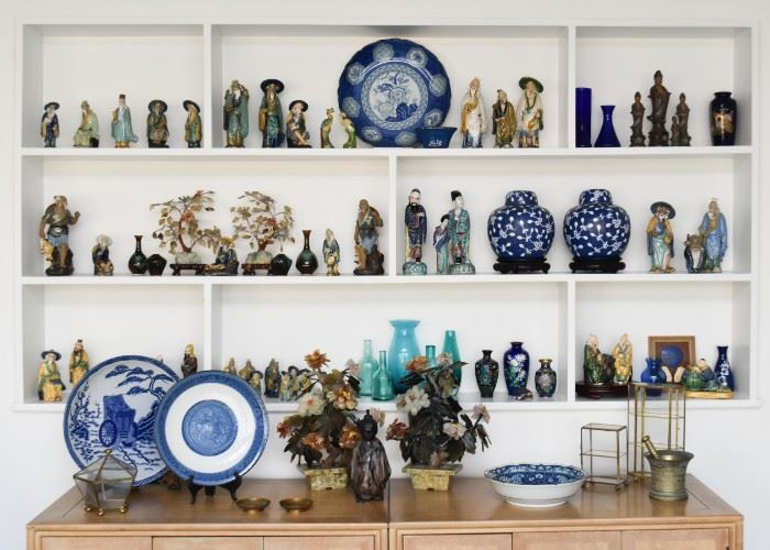 Chinese & Japanese Collectibles & Decor