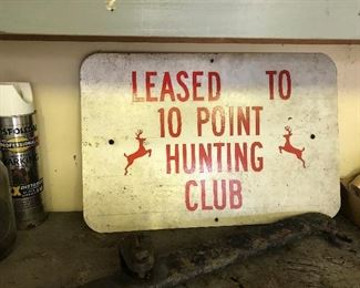 For the deer hunters out there....who will be the first member of this hunting club to buy this!