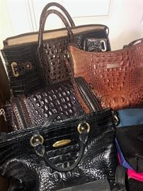 Designer Alligator Bags