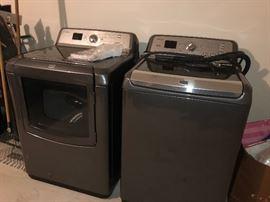 Nearly New Maytag Washer & Dryer