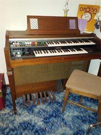 Organ. Sounds great