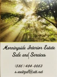 professionally guided - morningside interior estate sales