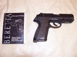 Beretta 40 cal. Semi Automatic Hand Gun