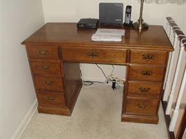 Haywood Wakefield desk