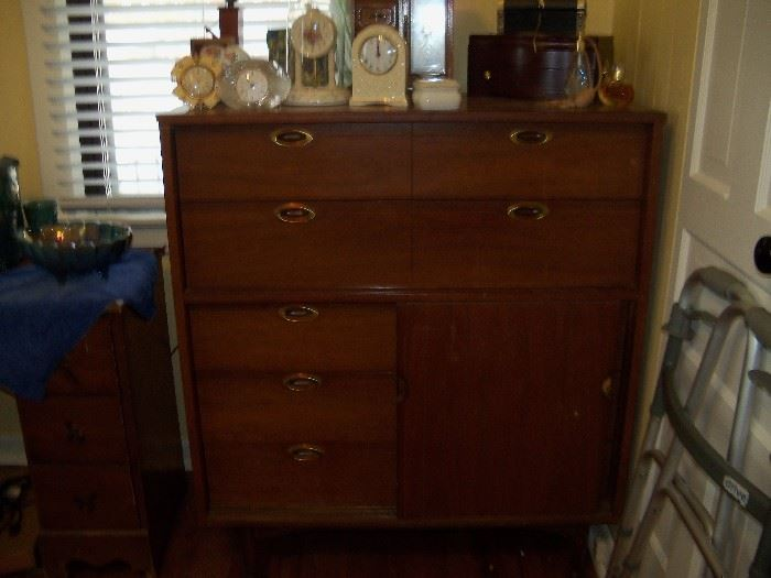 chest of drawers and misc.