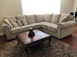 Very Nice Sectional Sofa