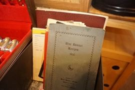 1930 cookbook