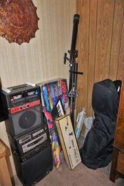 Karaoke machines, telescopes and more