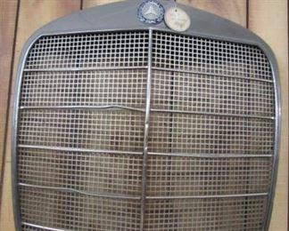 1967 Mercedes Benz Car Grill