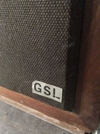 "floor speakers ""great volume""  …...50"" tall"