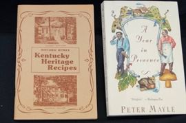 2 Cook Books Recipes