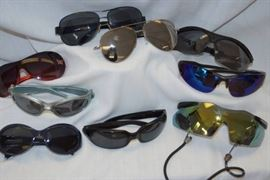 Lot of used Sunglasses  Lots of Life ...