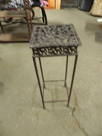 Nice Iron Plant Stand