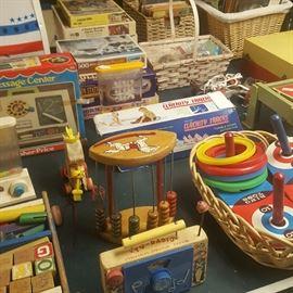 Vintage Toys!