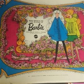 Barbie Double Doll Case (We have two)