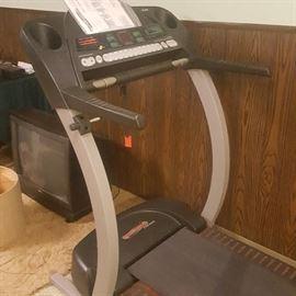 Pro Form 770 EKG Treadmill - barely used!